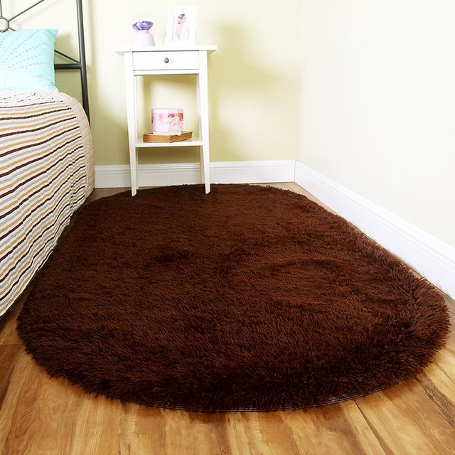 铺上这8款高端时尚的绒毛地毯,百米平房也能享受百万豪宅的格调