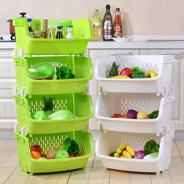 几款简单的收纳架用起来效果真不错,厨房瞬间整洁又干净