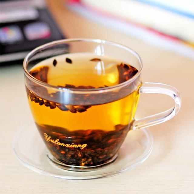 晨起一杯茶,清理肠道垃圾缓解便秘