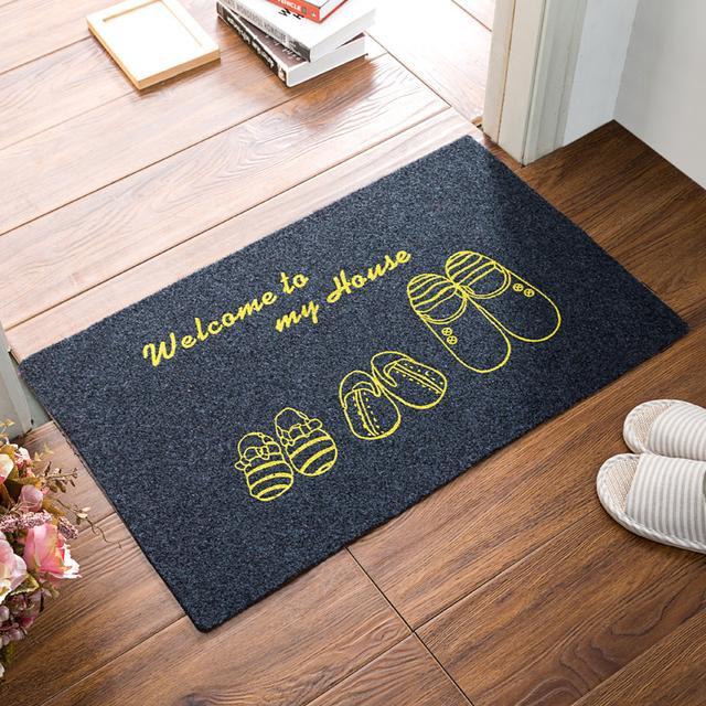地垫不仅要防滑还要美观,你选对了吗?