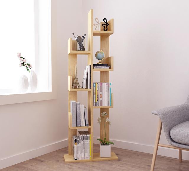 小户型巧选小书架,让45平米也会有100分的享受