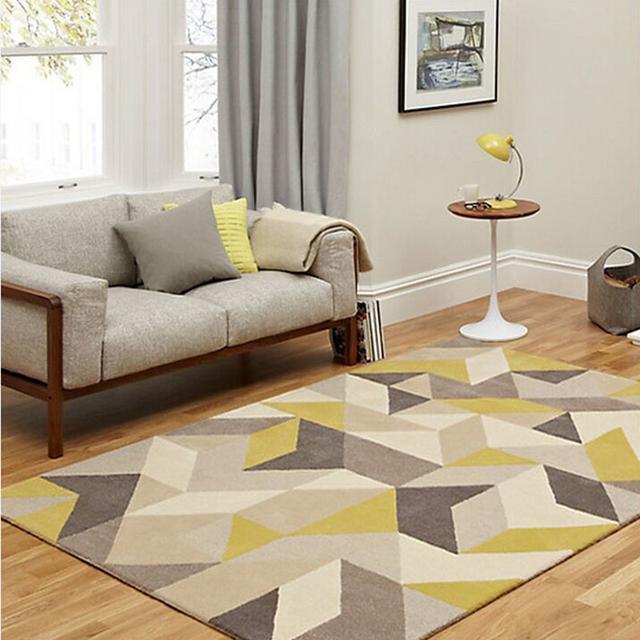 家里放这几款地毯,耐脏又有面子,尤其喜欢第三款