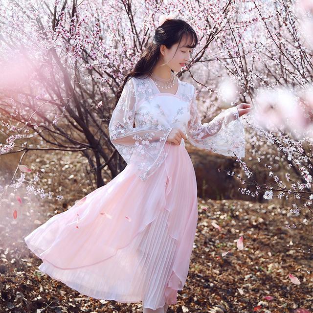 中国风,清新优雅,这才是中国人的连衣裙 10