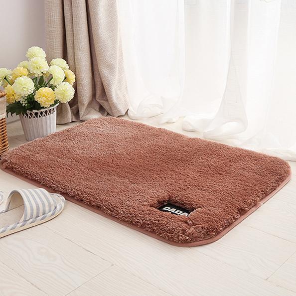 传统地垫已被淘汰,现流行这样的创意地垫,既美观又耐脏