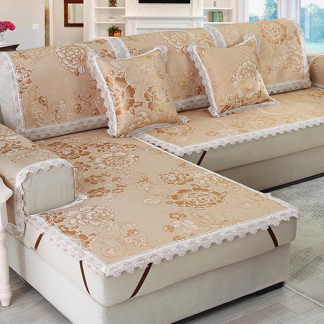 夏季久坐沙发如火烤?8款冰丝凉席沙发垫,让你的沙发凉爽又整洁