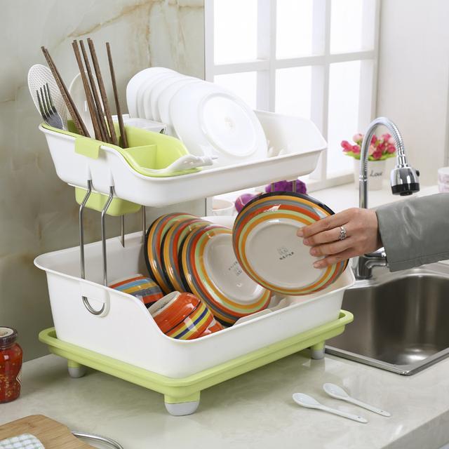 城里人都把厨房这样空着?看到这8个收纳工具后,大彻大悟了