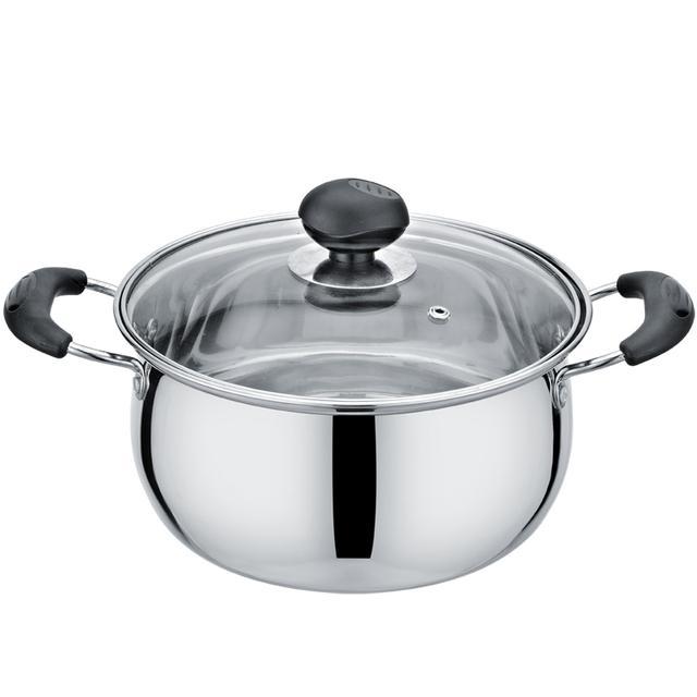 储热保温的汤锅,邂逅本真的食材,煲出温暖的时光