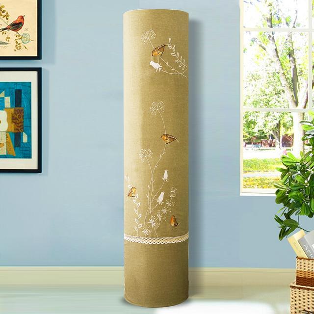 巧用空调防尘罩 居家打扫更轻松