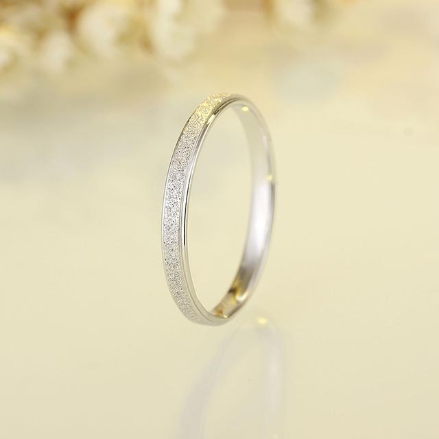 银戒指新款式图片_银戒指最新款