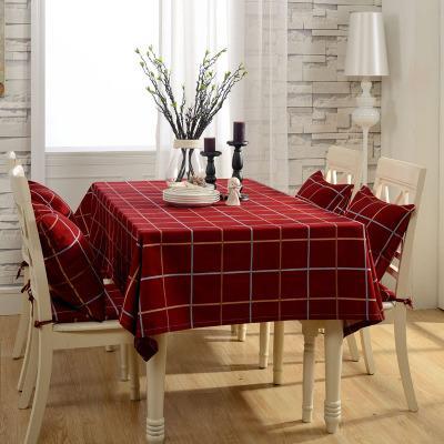 餐桌布这么好看,吃起饭来肯定也是特别香