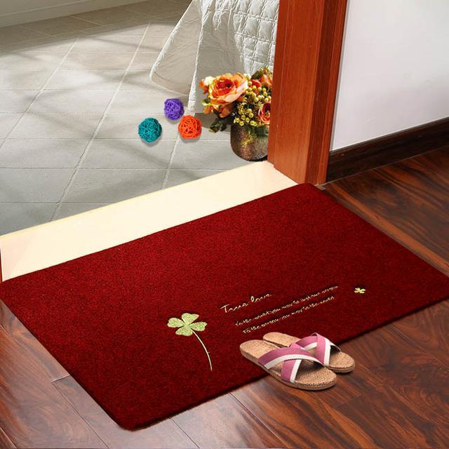 表姐嫌我家地毯太土了,看过她家的地毯后,回家默默换新了