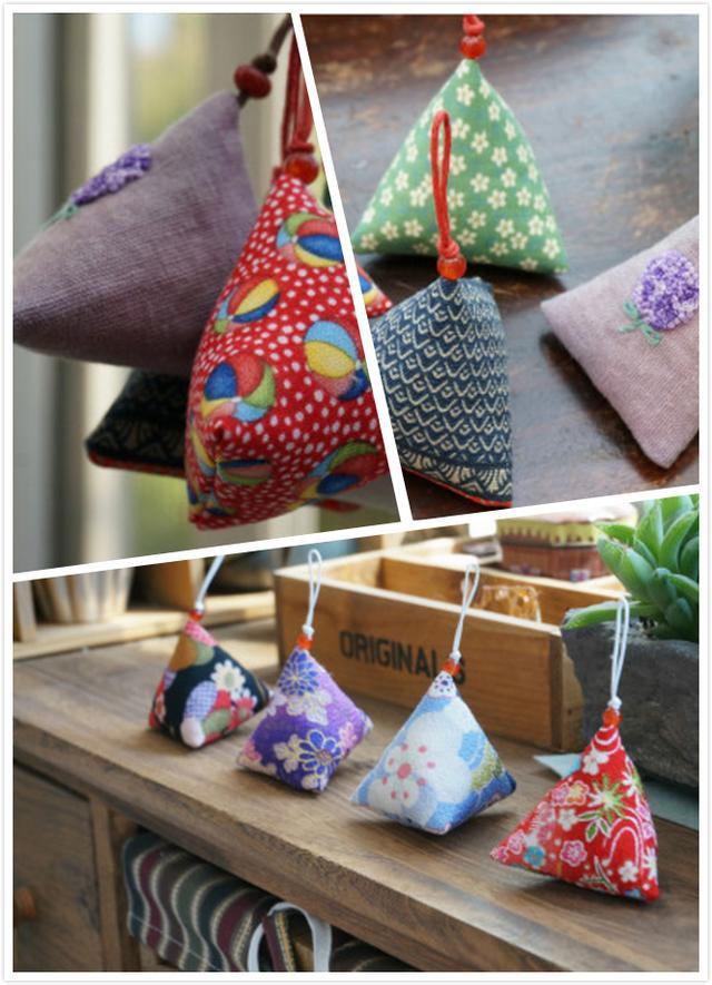 传统传承——夏日为亲朋送一个香囊袋 不怕五虫害