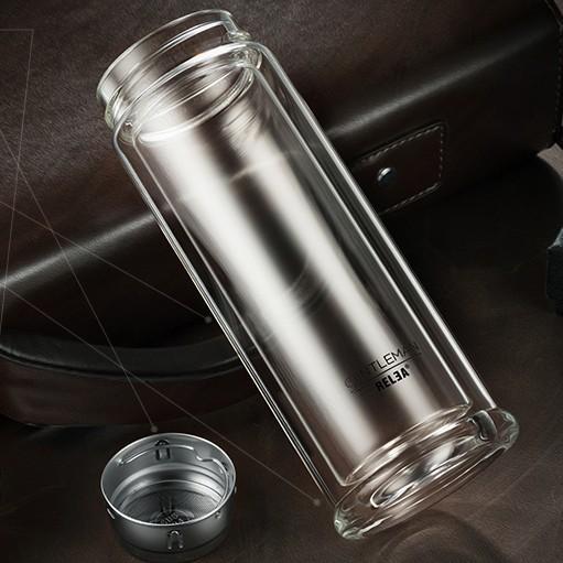 还在用水杯喝水?现在大家都用保温杯了,不锈钢或玻璃的都好用