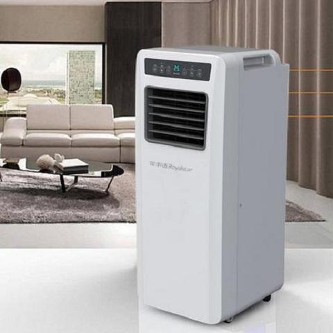 传统空调已成过去式,现免安装可移动空调正流行,美观实用还不贵