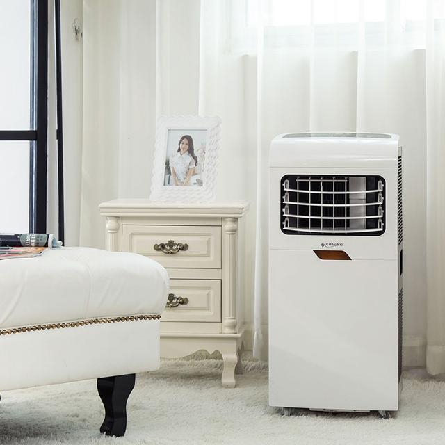 传统空调已被淘汰,免安装移动空调成新宠,美观实用还不贵