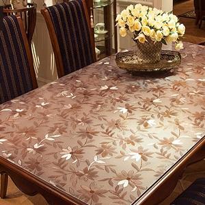 传统桌布早已过时,现在流行防水防油桌布,不仅颜值高还便宜