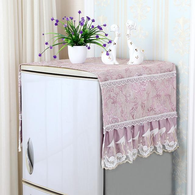 时尚的冰箱防尘罩,防尘防油烟,给你舒适的高品质生活
