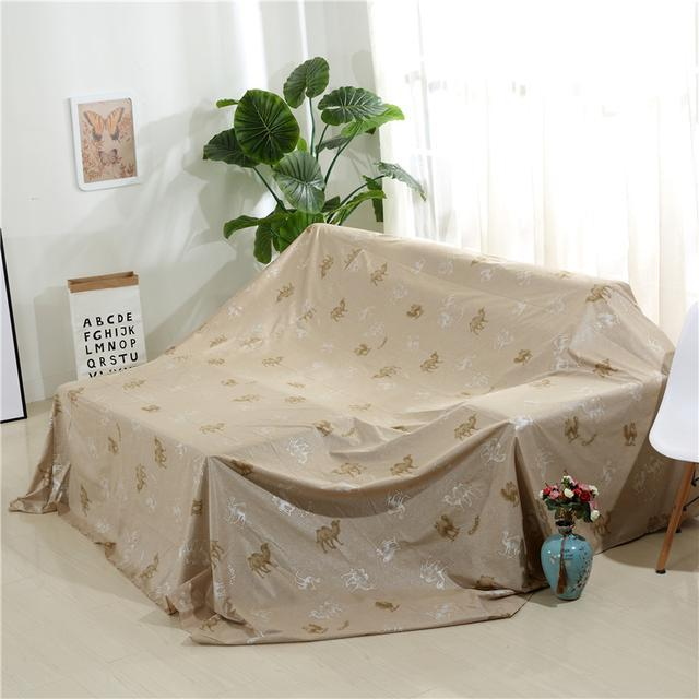 小小防尘布就能让家大大改变,既保护家居又美化环境