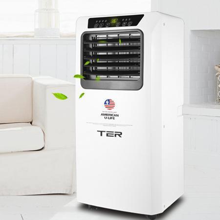 传统空调早被淘汰了,现在流行免安装一体式空调,想放哪就放哪