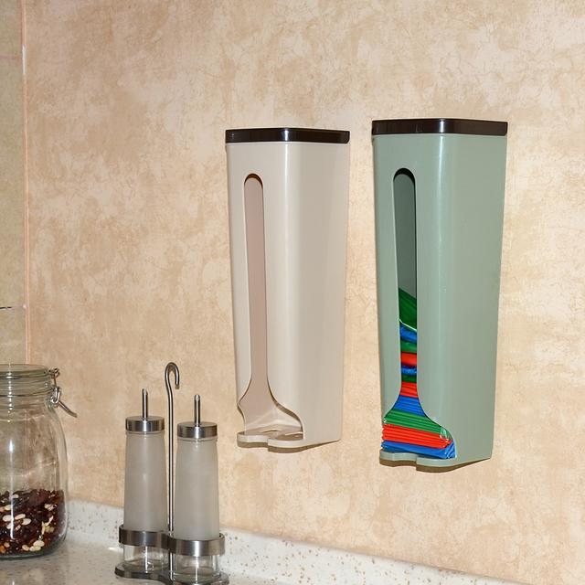 小物件大神通,有了这些让你厨房整理收纳变的轻松容易