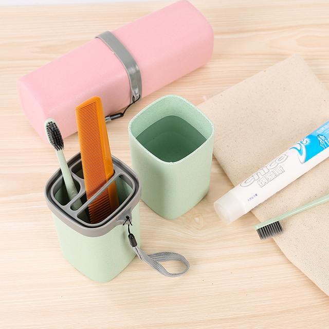 多款高颜值的牙刷收纳盒,让你的生活变得更加的精致