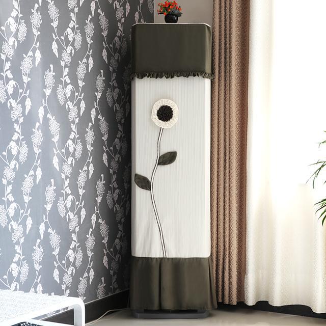 家里的空调长期累积尘土可不好!这几款四季通用空调罩,耐用防尘