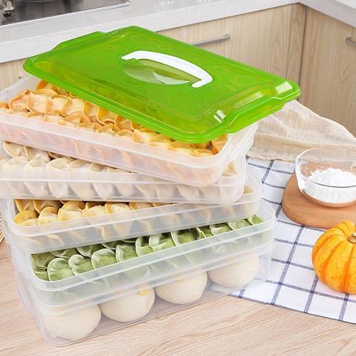 6个好用又省心的饺子神器,一个比一个好用,包饺子2秒一个