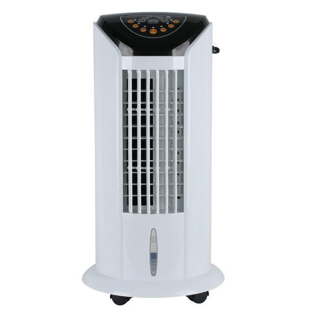 主妇做饭挥汗如雨?移动空调扇享清凉夏日