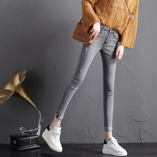 你绝对不知道牛仔裤能美成这样!第三款简直引领潮流