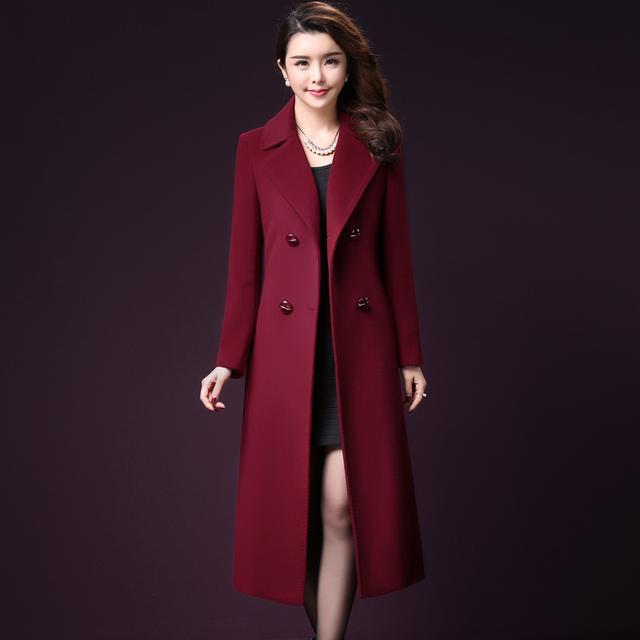 今冬流行的这些羊毛大衣,看着都觉得暖心,难怪嫂子一口买了2件