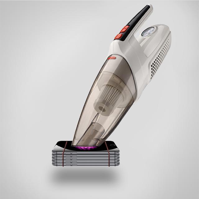 TCL车载数显吸尘器充气泵