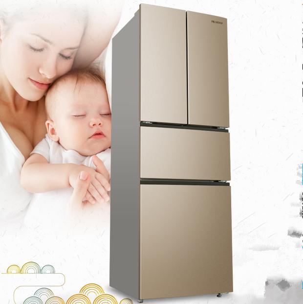 原来现在都流行这种冰箱了,高科技太好用,关键省钱又省电