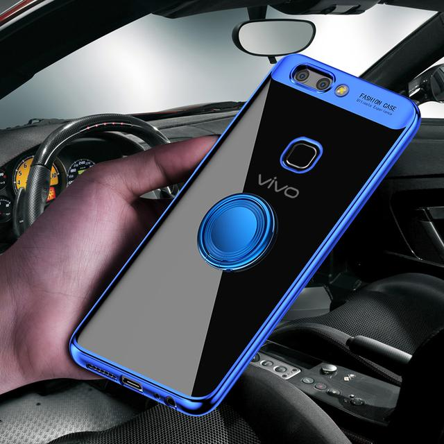 vivox20电镀手机壳