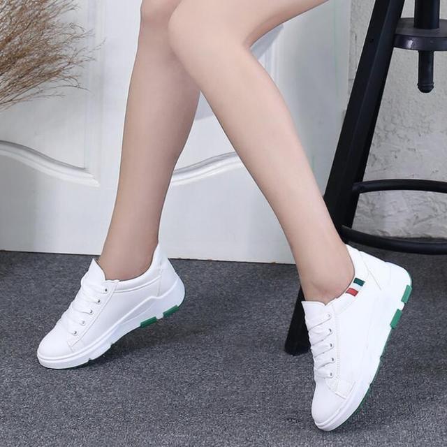 2017秋季新款小白鞋