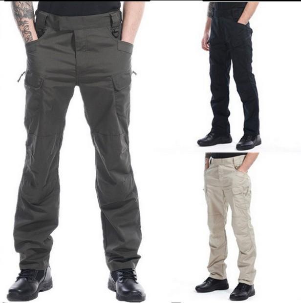 军迷城市战术长短裤