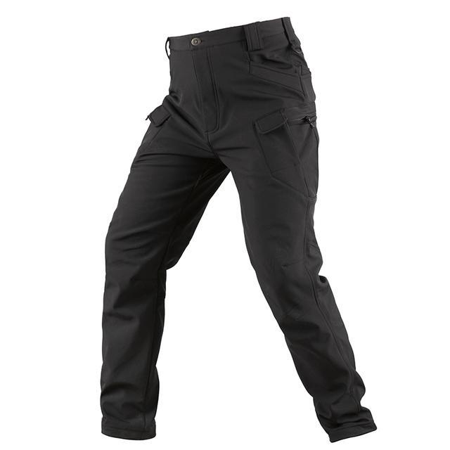 户外软壳冲锋裤