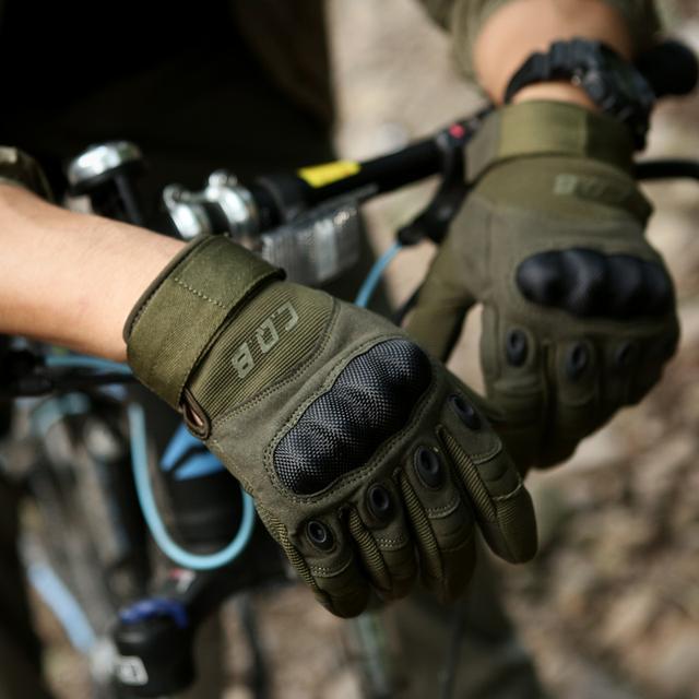 户外半战术手套