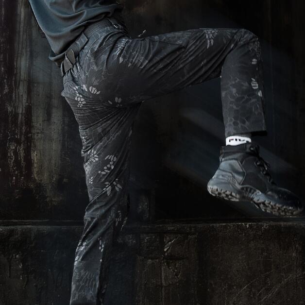 户外男士战术裤