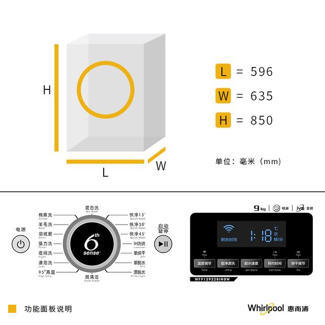 """洗衣机又有了新概念,一切全自动,,双""""十一""""还是白菜价"""