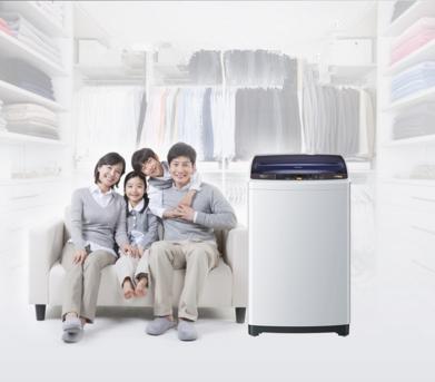 洗衣机耗水量大?这几个特色功能都没打开,用水量当然大了