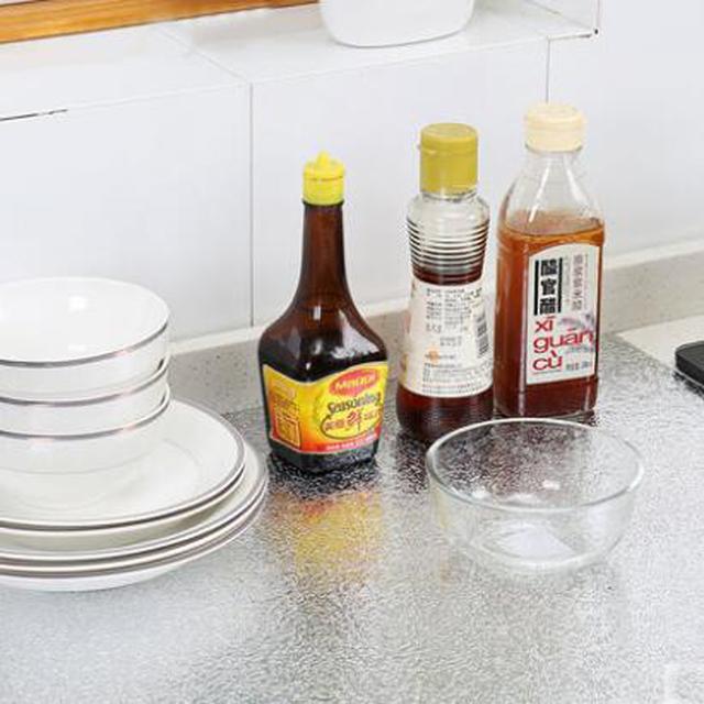 等我买房了,也要把厨房装成这样,实用高级有创意,图5太有个性