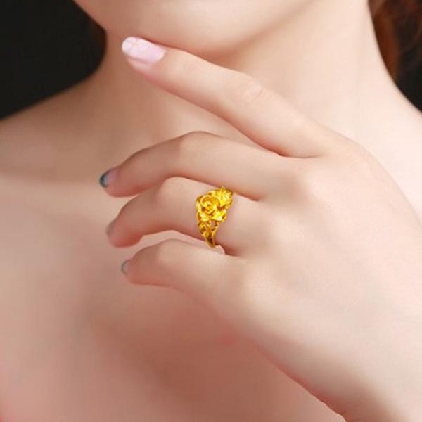 过年买不起黄金首饰没关系,沙金和黄金很难辨别,关键沙金还不贵