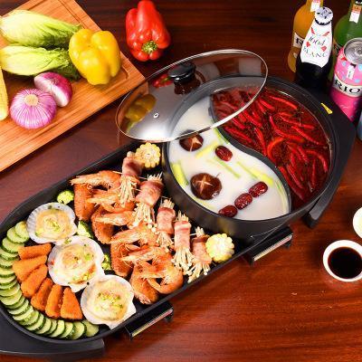 如今流行的4款多功能鸳鸯锅,一锅在手,美味尽享