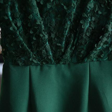 正月初一不管聚会还是拜年,穿上高贵连衣裙,让你倍有面子
