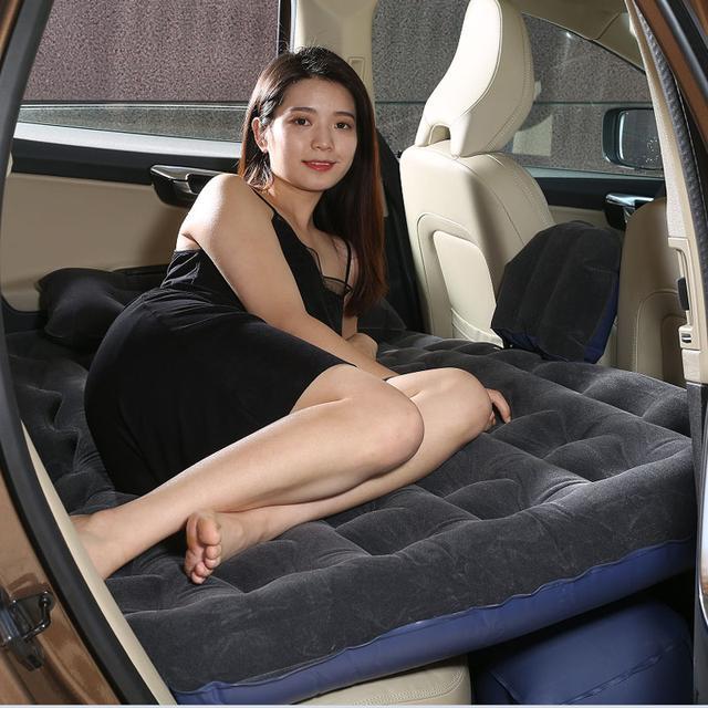 加厚植绒汽车后排充气垫牛津布车载充气床优惠券