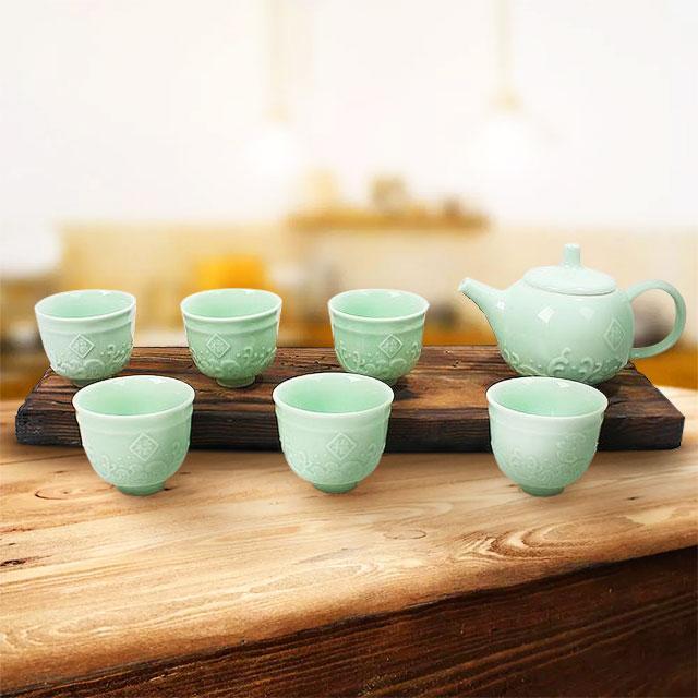 一壶六杯七件套茶具优惠券
