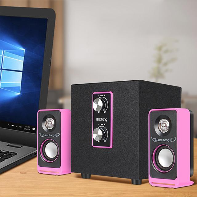 爱放-台式笔记本电脑音响 10401E1优惠券