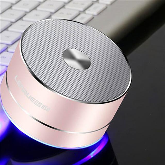小巧精致充电式蓝牙无线音响 2401P1 优惠券