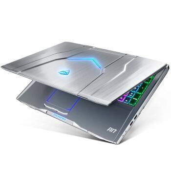 机械师游戏本(MACHENIKE) F117 八代i7/GTX1060 6G独显吃鸡笔记本电脑 旗舰版八代i7/16G/256G倍音速固态+1T优惠券