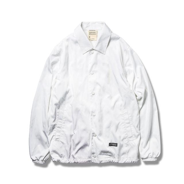 ROARINGWILD 16SS GOFUNCOACH /N-JKT 白色教练夹克优惠券